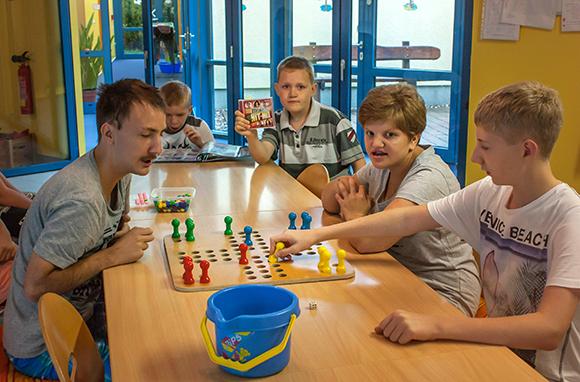 Junge Erwachsene mit Behinderung - Wie ich wohne